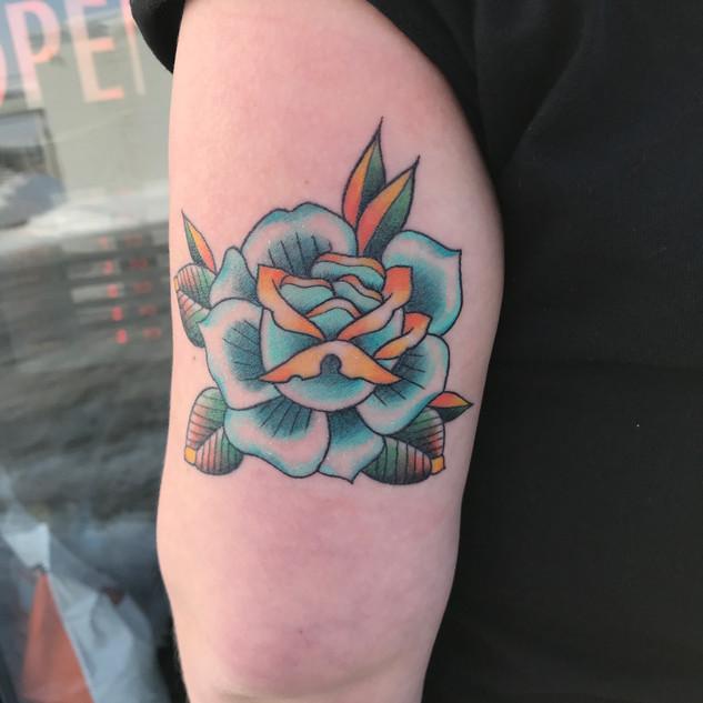 Healed Rose by Kayla