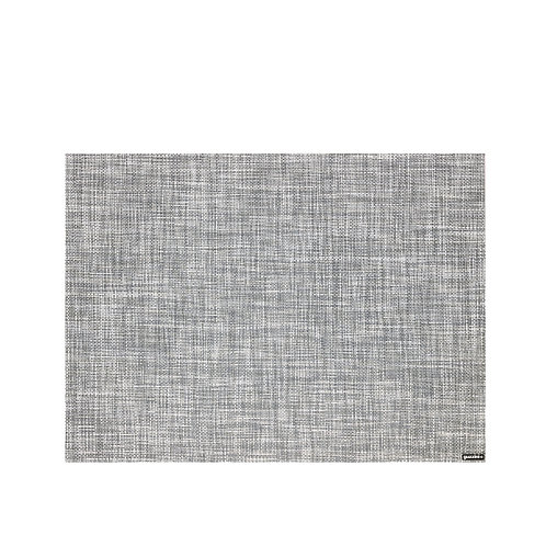 Grace Placemat Tweed - Sky Grey