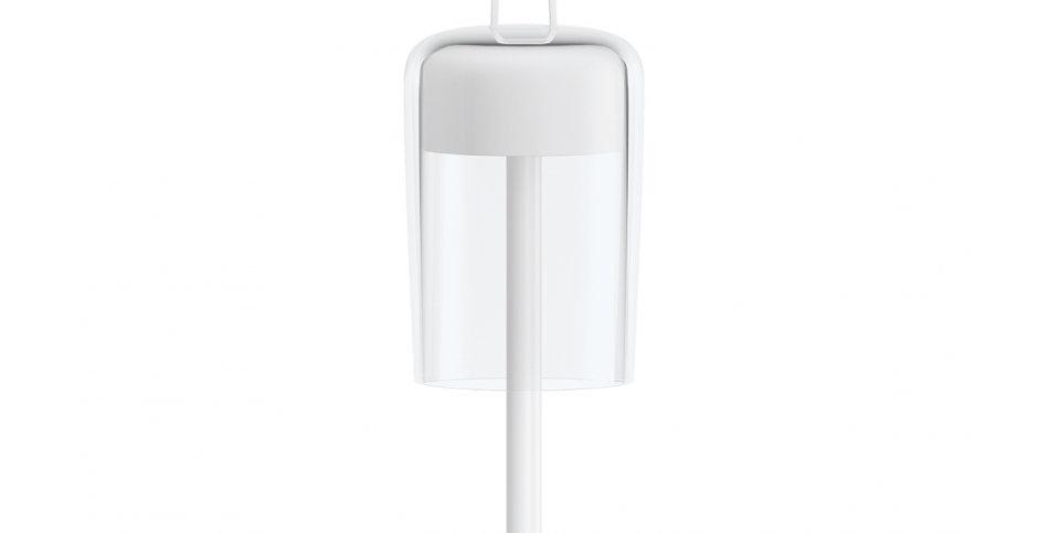 Wireless Table Lamp Soiree White