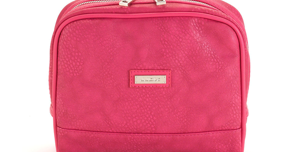 Lexi Cosmetic Bag - Fuchsia