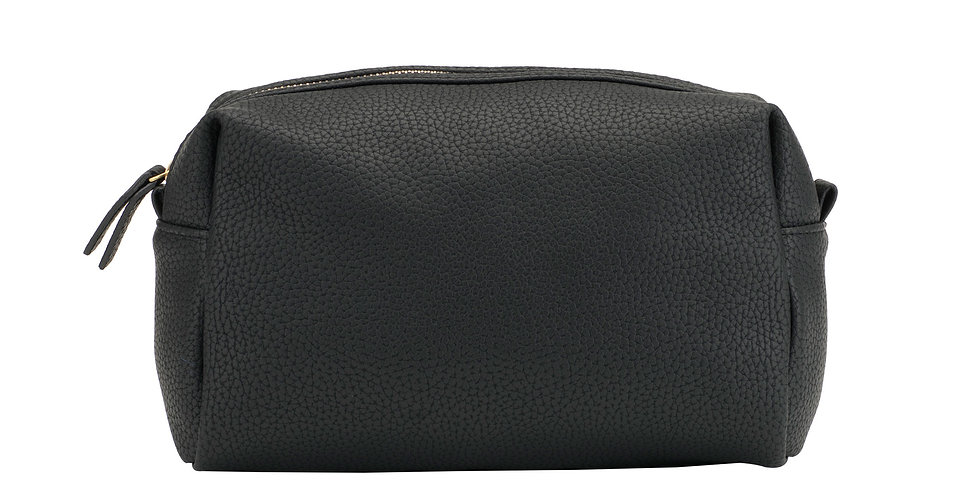 Bernadette (L) Cosmetic Bag Black
