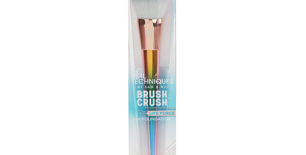 Brush Crush Vol. 3 - 001 Foundation Brush