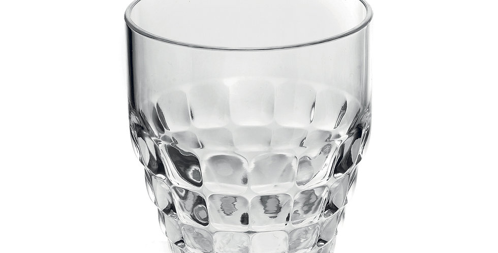 Glass Low Tumbler - Transparent