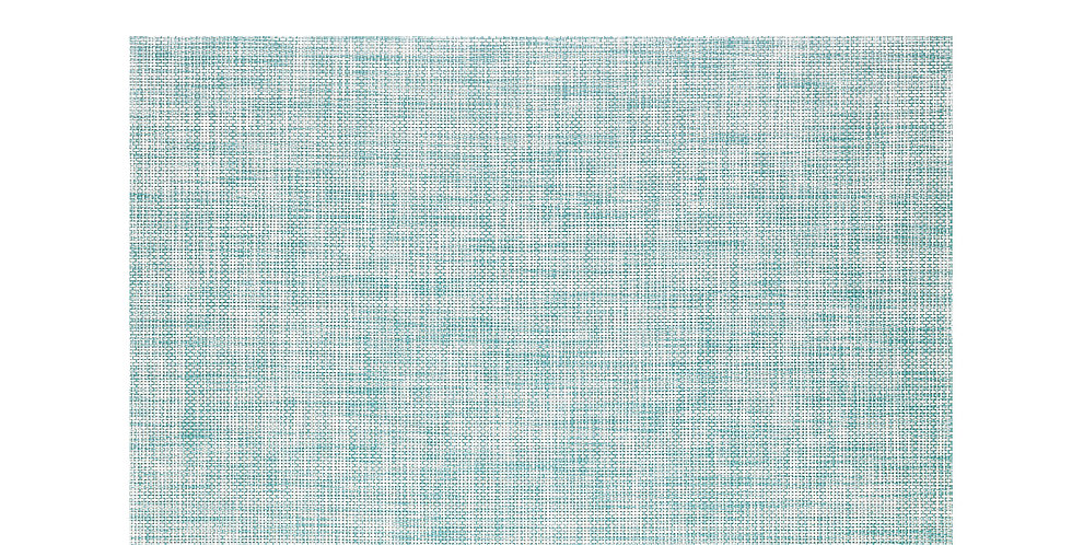 Grace Placemat Tweed - Sea Blue