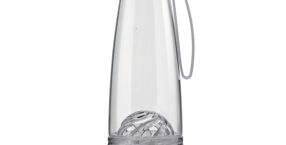Water Bottle With Infuser H2O-Sky Grey