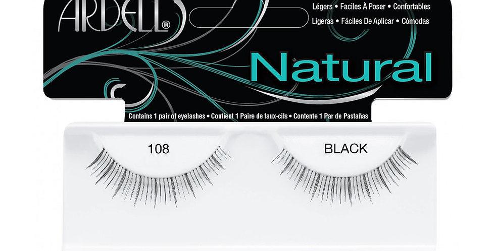 Ardell® Natural 108 Demi Black