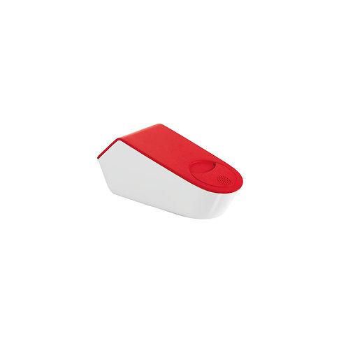 Grater/Dispenser grate - Red