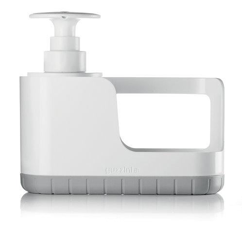 Sink Tidy w/Soap dispenser - Grey