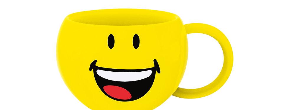 Ceramic Jumbo Cup 64cl- Emo Smiling