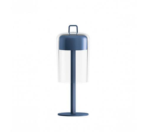 Wireless Table Lamp Soiree Blue
