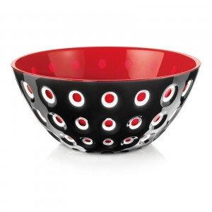 Murrine Bowl 20cm - Black/White/T