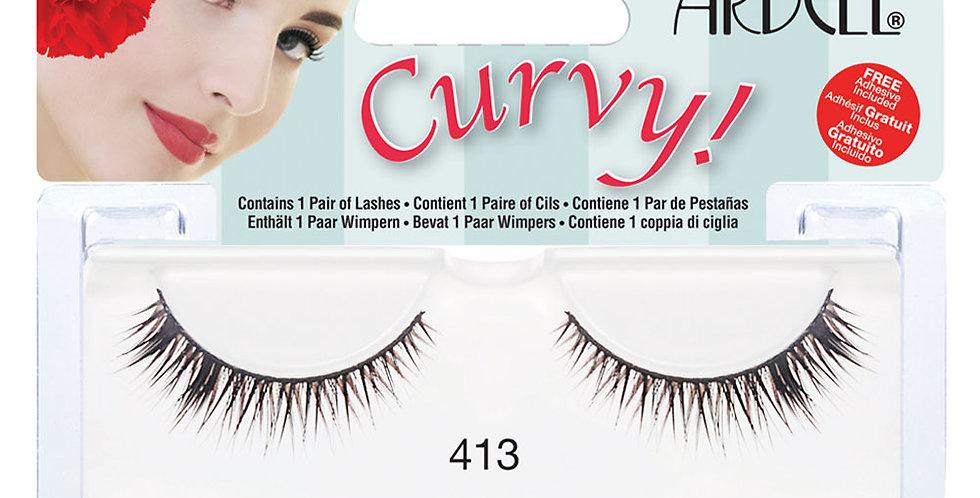 Ardell® Curvy 413