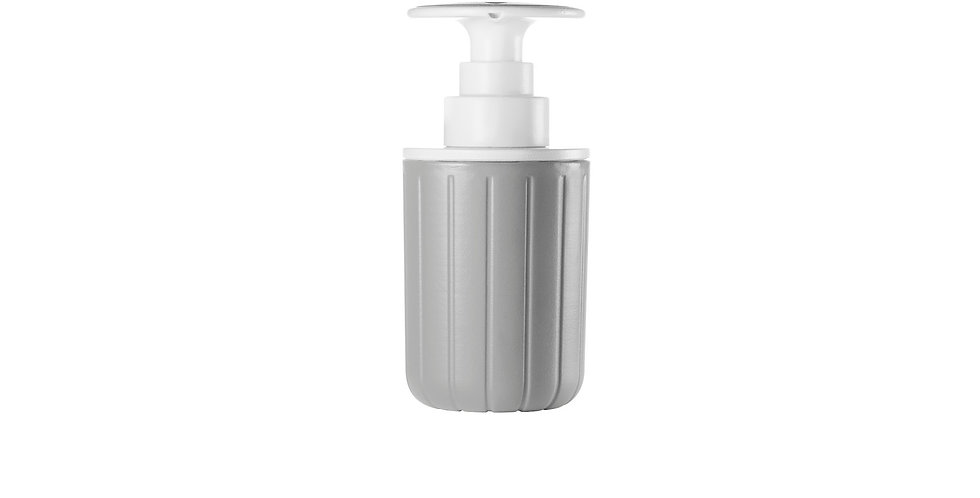Soap Pump - Grey