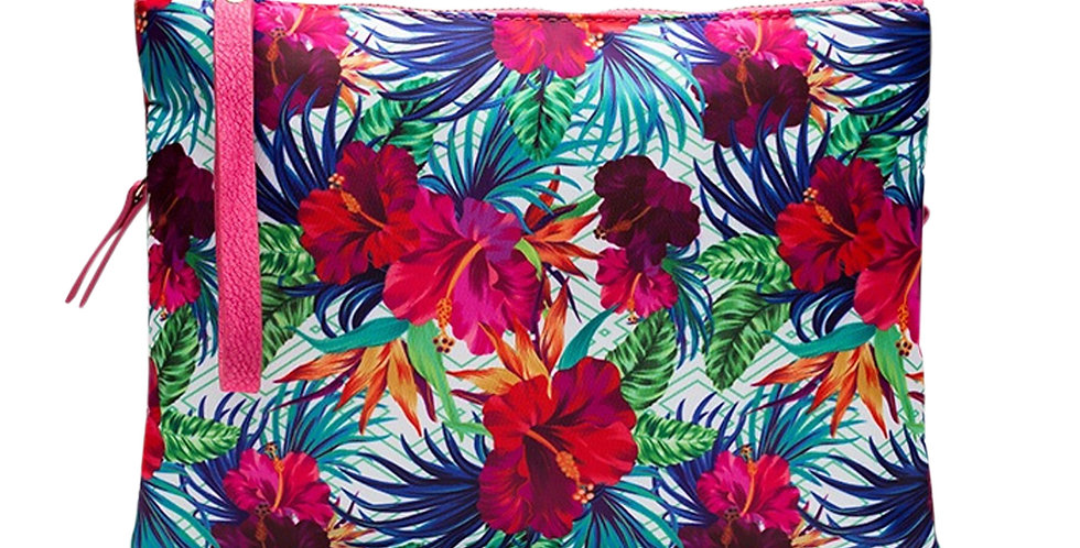 Vigga Clutch - Hawaii print