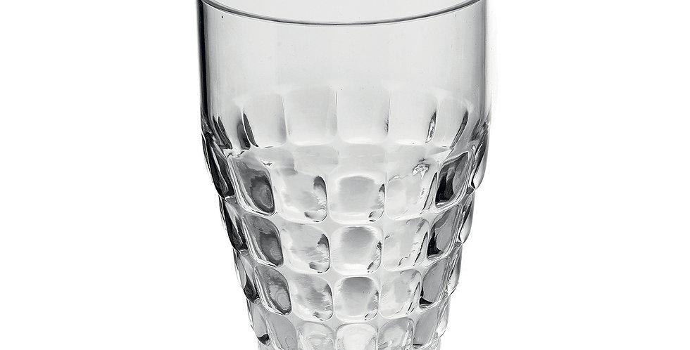 Glass Tall Tumbler - Transparent
