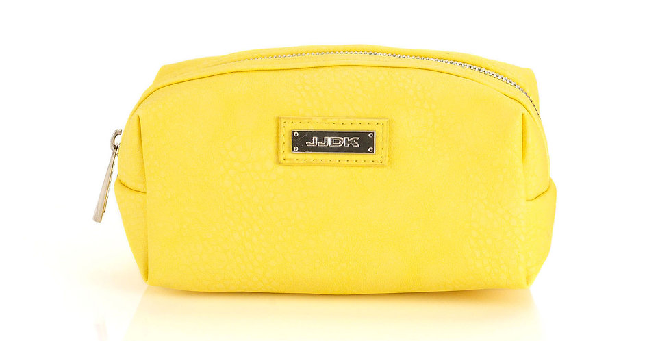 Fernanda (S) Cosmetic Bag - Yellow