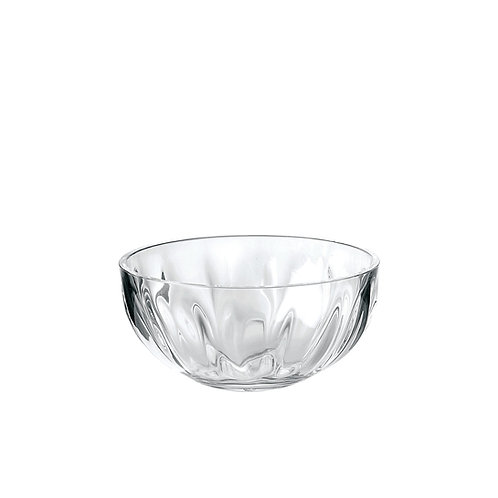 Aqua Salad bowl 12cm - Transparent