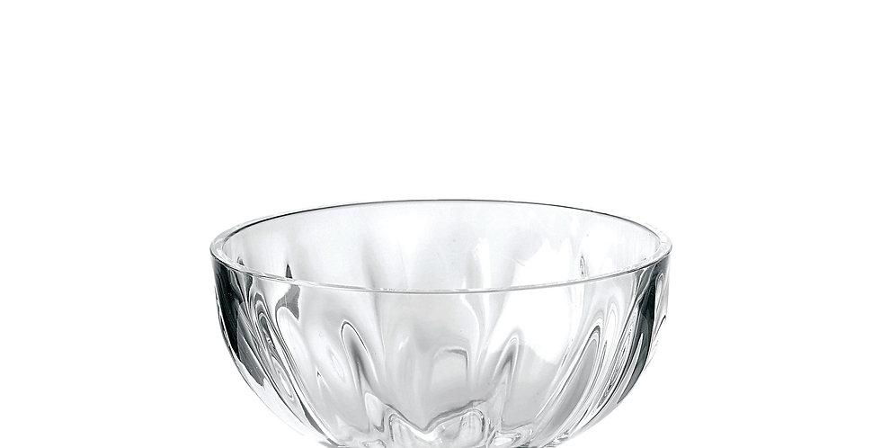 Aqua Salad bowl 12cm - Transparent
