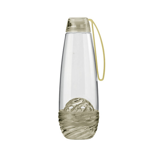 Water Bottle With Infuser H2O-Sand