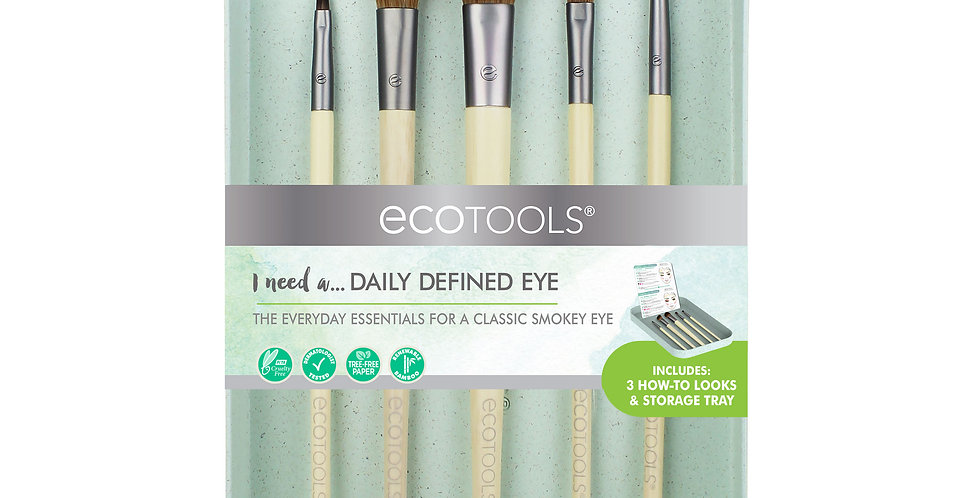 Daily Defined Eye Kit