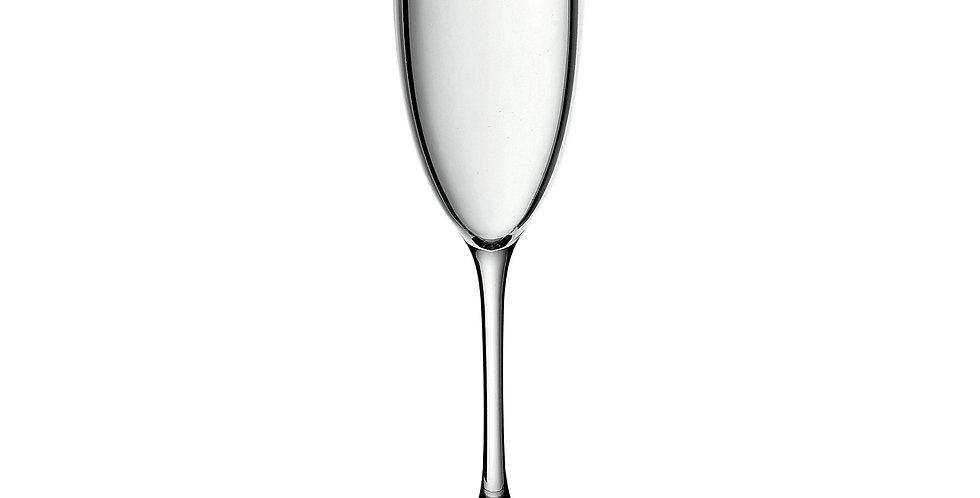 Happy Hour Flute 140cc  - Transparent