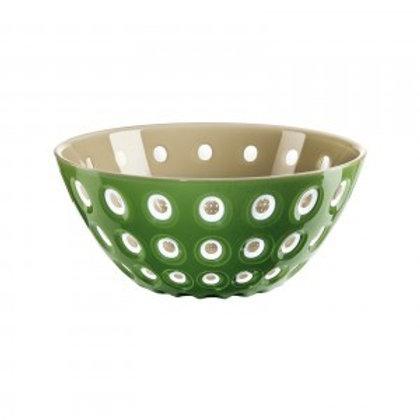 Murrine Bowl 20cm - Sand/White/Green