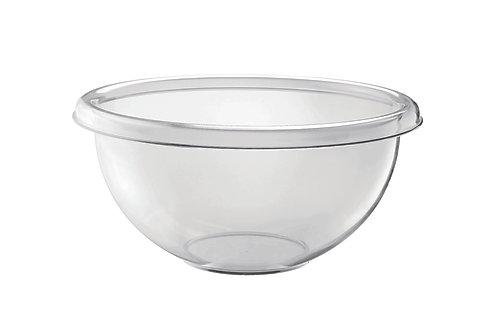 Salad Bowl 22cm Season - Transparent