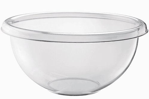 Salad Bowl 35cm -Transparent