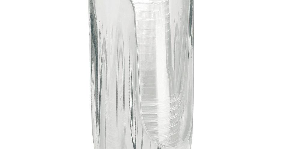 Aqua Cup Holder  - Transparent