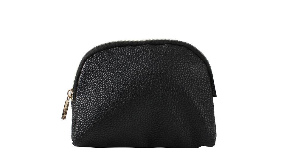 Elsie Cosmetic Bag - Black