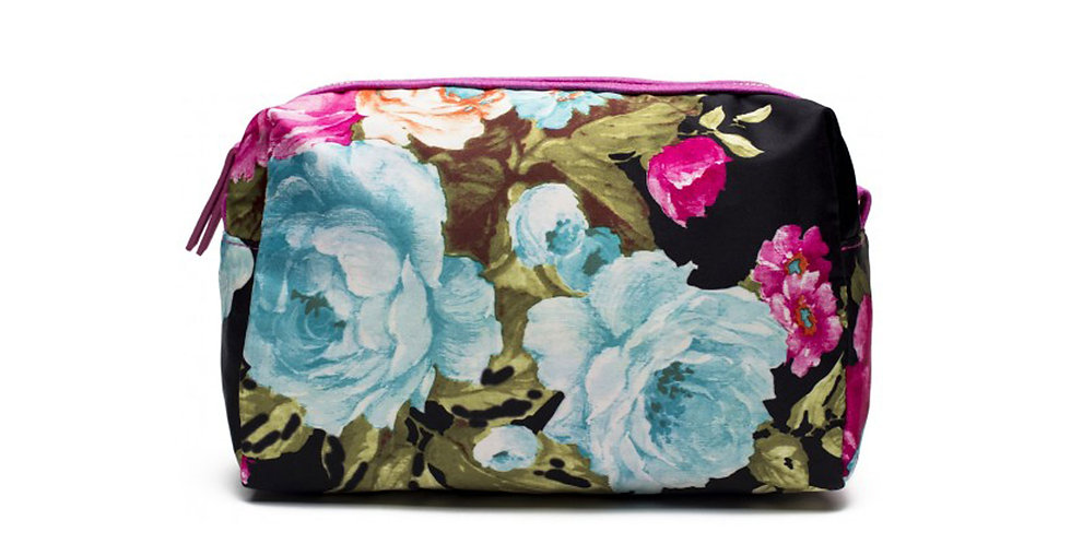 Thyra Cosmetic bag Floral print