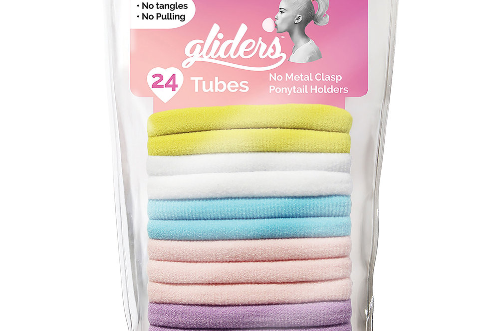 Tubes Small 24pc - Pastels