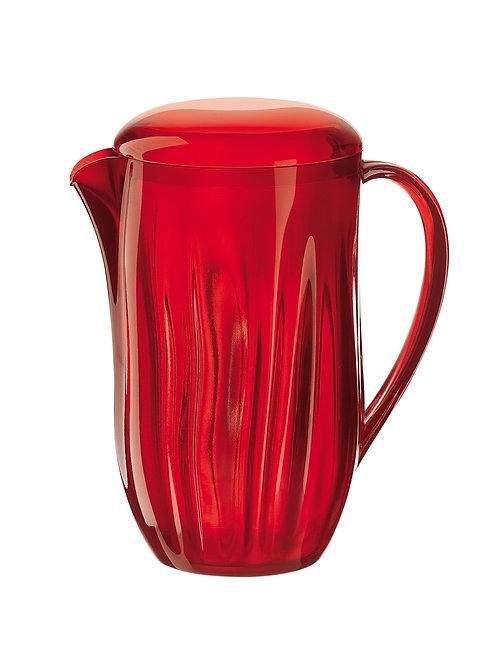 Jug Aqua - Red