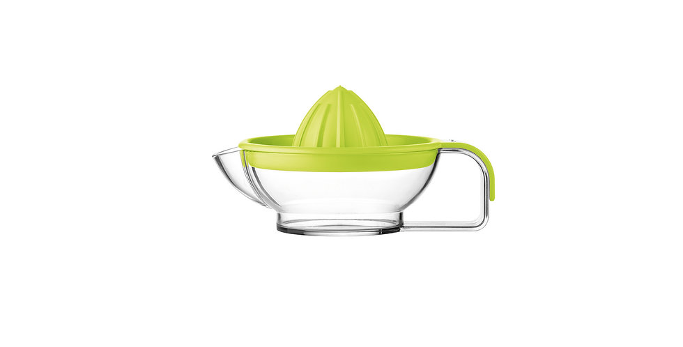 Citrus Juicer - Apple green