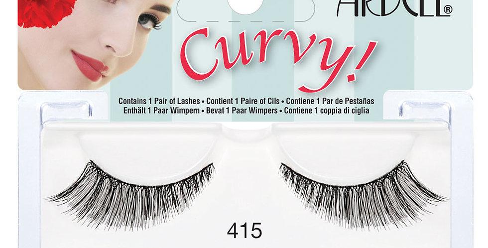 Ardell® Curvy 415