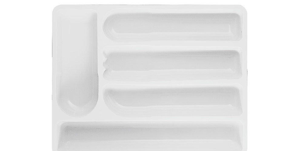 Cutlery drainers/tray - White