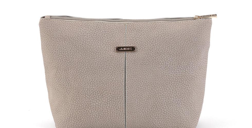 Florita (L) Cosmetic Bag - Crisp Khaki