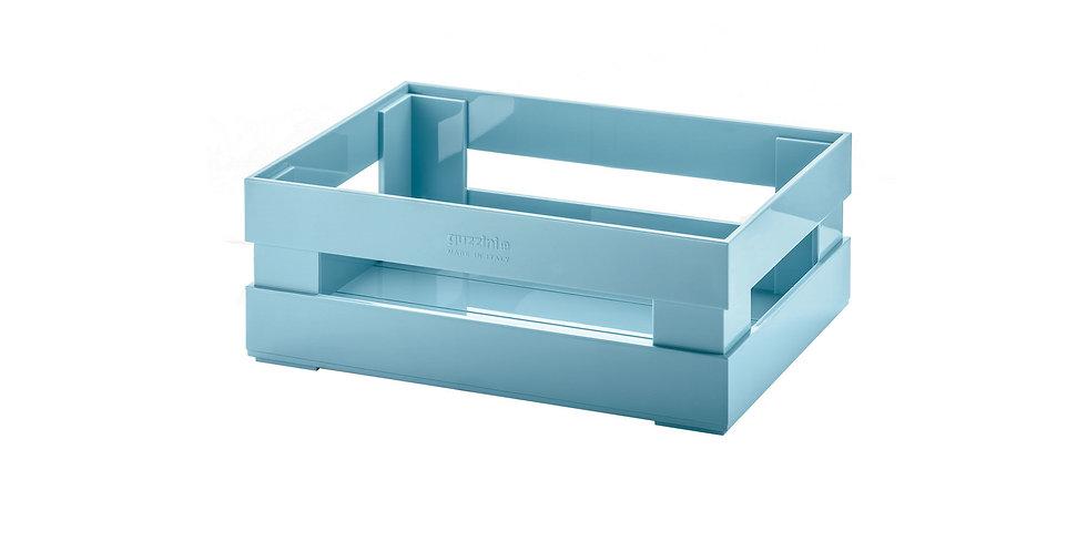 Small Box-Matt Blue