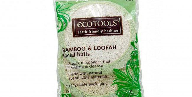 Bamboo/Loof 2pk