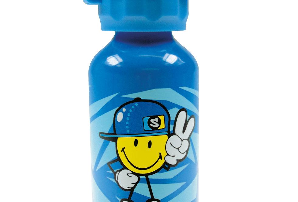 Junior Boy Aluminium Bottle 400ml- Blue