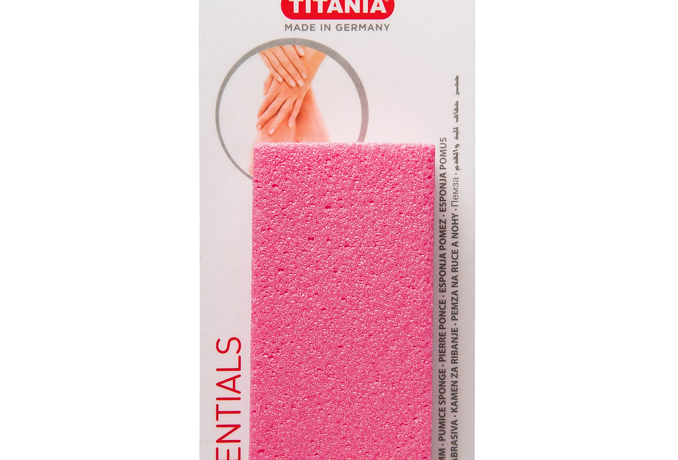 Miracle Cleaner / Pumice Sponge - Pink
