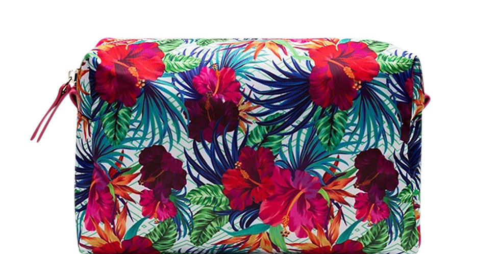 Vigga Cosmetic bag - Hawaii print