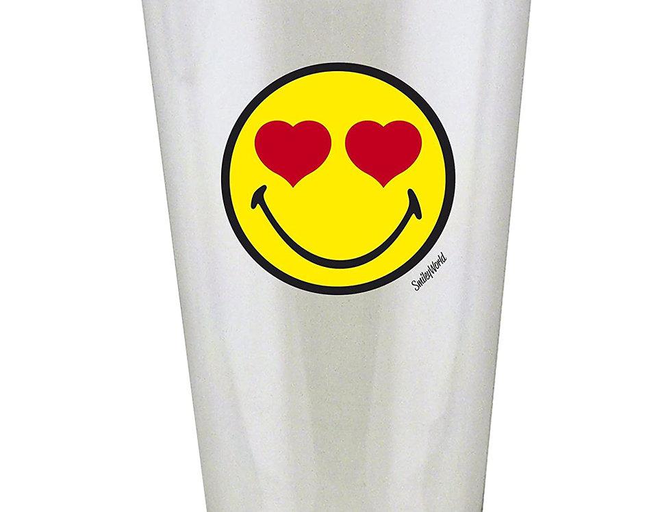 Glass Tumbler 30cl- Emo Love
