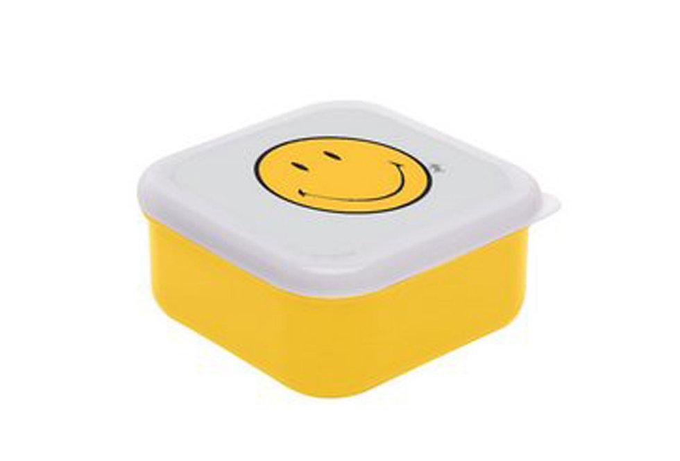 Square Sandwich Box M- Yellow