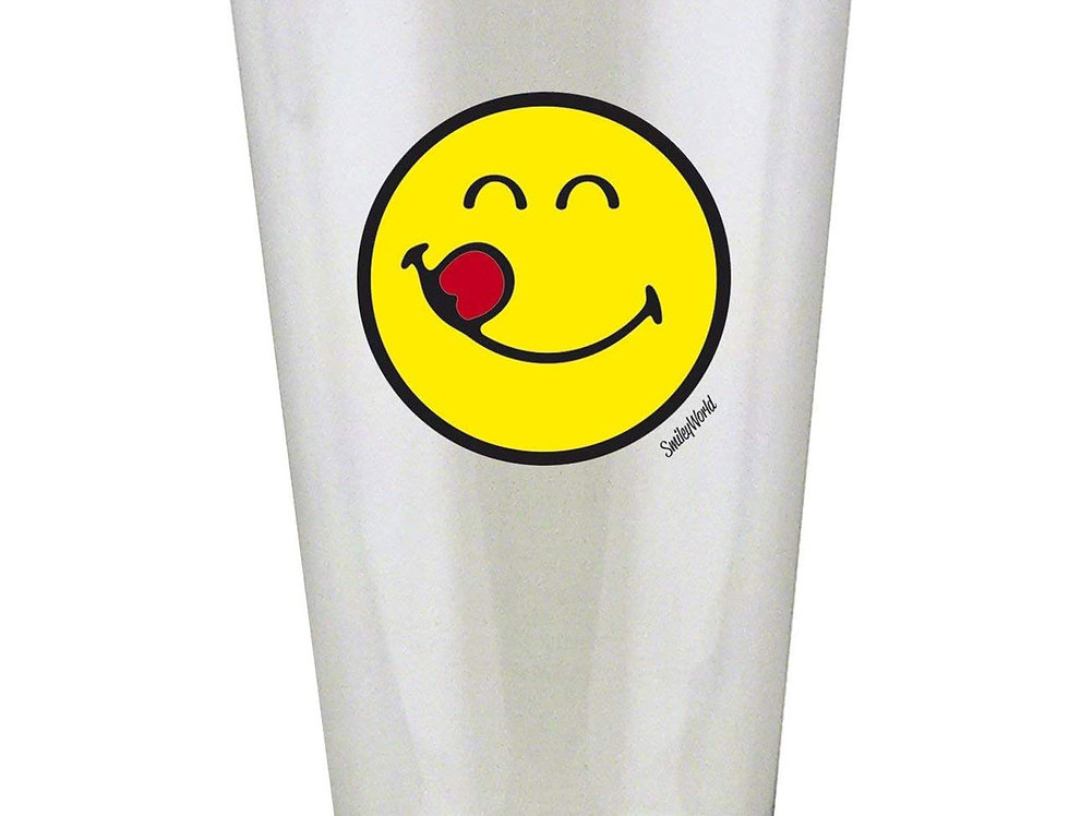Glass Tumbler 30cl- Emo Yummy