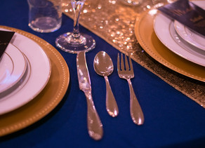 Informal vs. Formal Table Settings