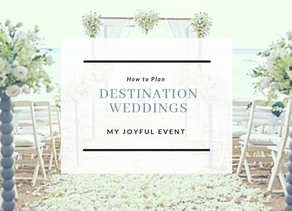 Destination Wedding Tips & Tricks