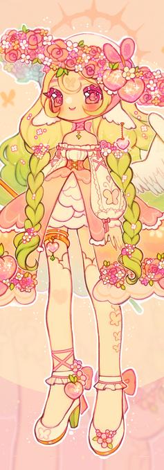 ★ Aurami IV   Summer Peaches