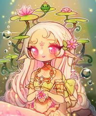 [ Lotus at Sunset ]
