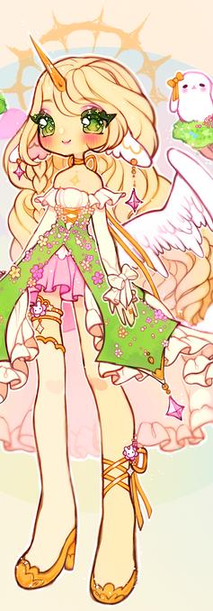 ★ Aurami III   Floral Bunnies